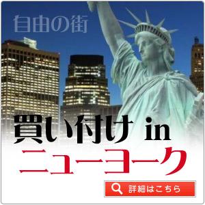 ニューヨークの買い付け