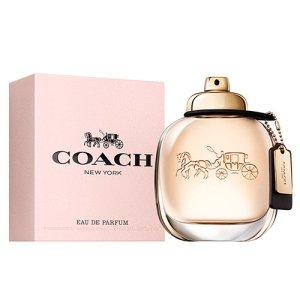 画像1: 【COACH】コーチ ニューヨーク オードパルファム スプレー 香水 30ml (専用ボックス付)