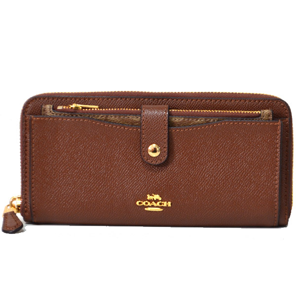 new products d25ee 3244a COACH】コーチ コーティング キャンパス レザー シグネチャー ...